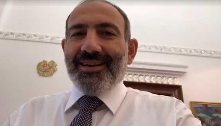 Նիկոլ Փաշինյան