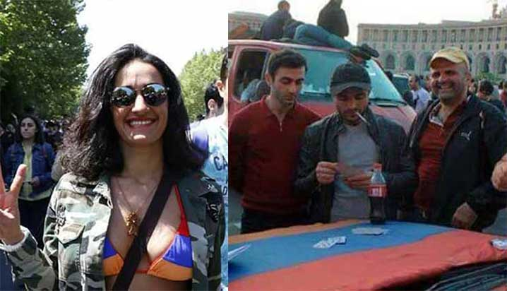 Հայաստանի դրոշի