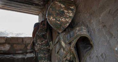 զինծառայող է զոհվել
