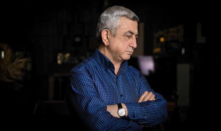 Serj Sargsyan
